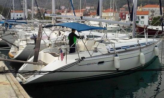 Charter 43' Elan Cruising Monohull In Novi Sad, Serbia
