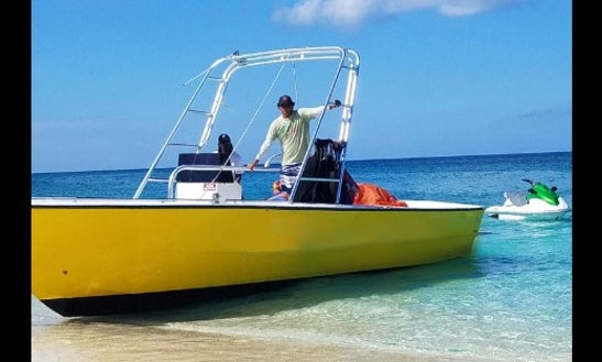 Private Boat Charter In Seven Mile Beach, Cayman Islands