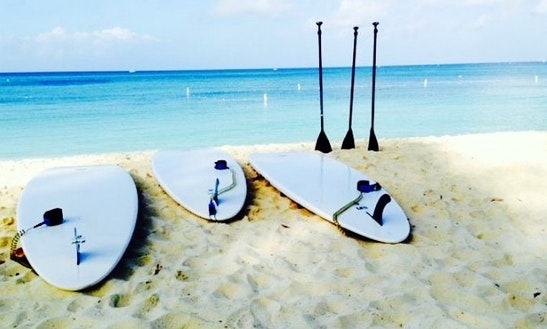Stand Up Paddleboard Rental In Seven Mile Beach, Cayman Islands