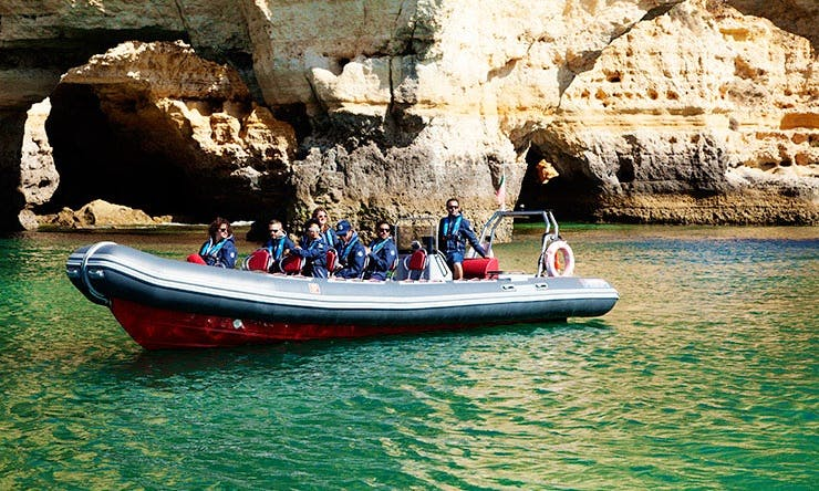 Dolphin and Caves Tours in Albufeira, Portugal