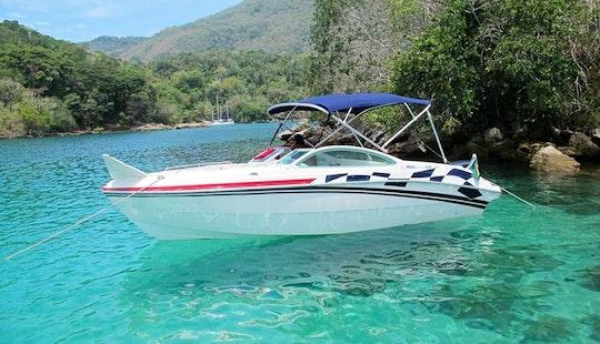 Rent This Boat Lancha Yehoa - Ilha Grande In Rio De Janeiro, Brazil