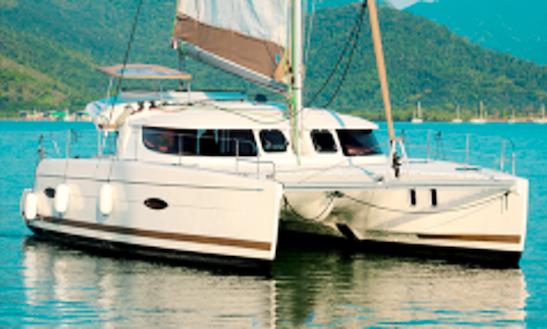 Catamaram Lipari 41 - Paraty  Rj