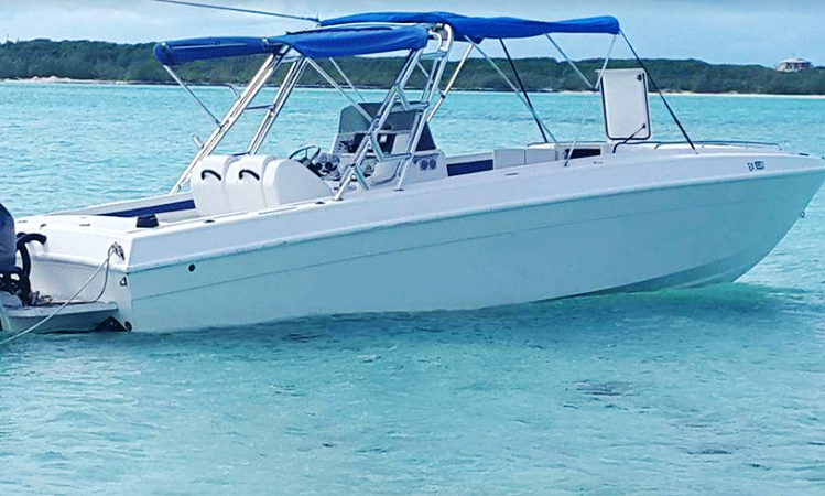 Spend a day boating in Exuma, Bahamas - Rent a Center
