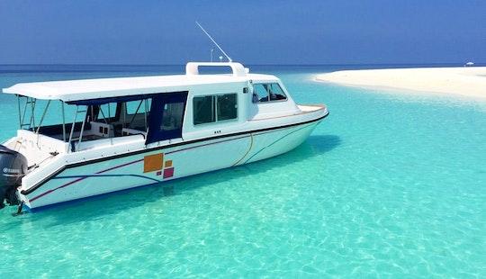 Passenger Boat Rental In Malé