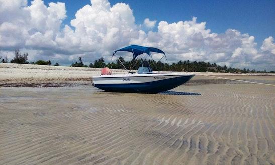 Passenger Boat In
