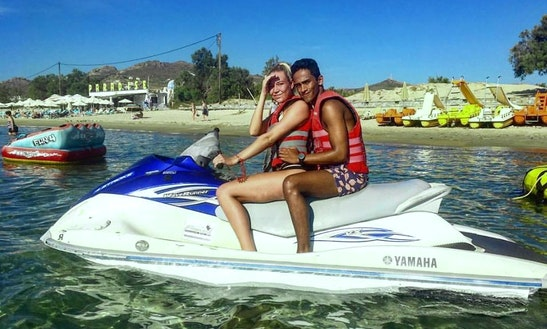 Rent A Jet Ski In Naxos, Greece