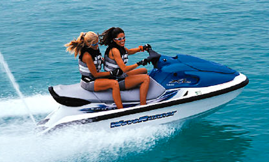 Rent A Jet Ski In Karfas, Greece