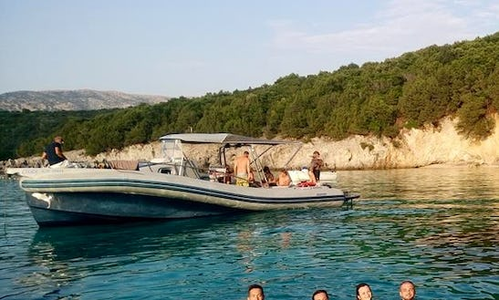 The Perfect Boat For Sightseeing In Thesprotia, Greece