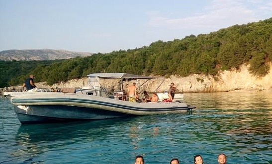 Charter A Rigid Inflatable Boat In Thesprotia, Greece