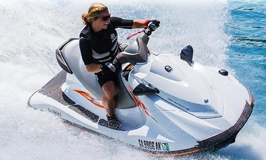 Rent A Jet Ski In Pithagorio, Greece