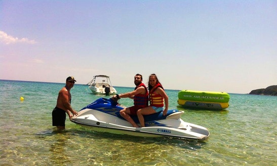 Rent A Jet Ski In Sarti, Greece