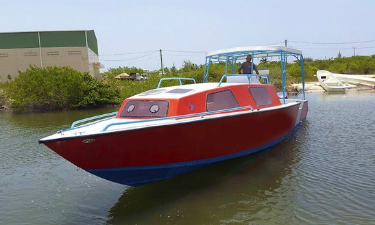 Boat Diving  Snorkeling Trips In San Pedro, Belize