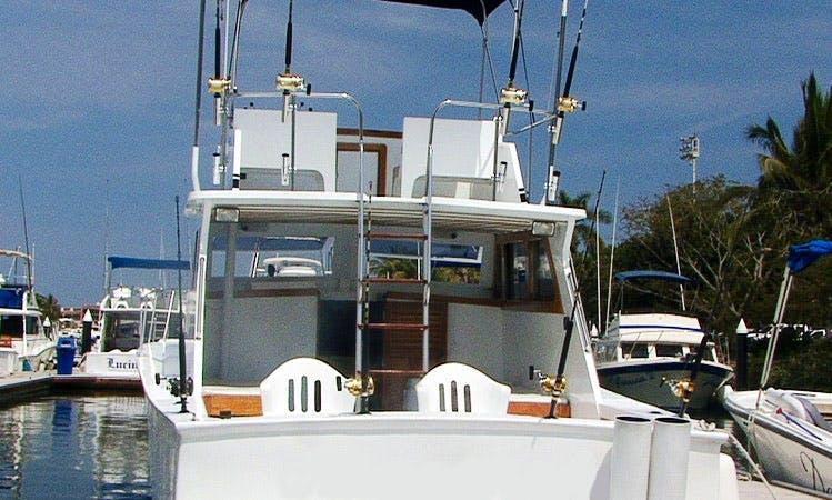 38' Custom Sportfisher Charter in Puerto Vallarta