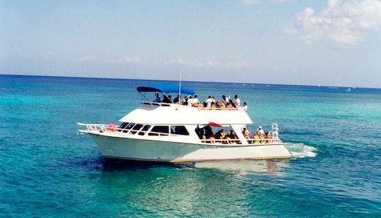 Boat Snorkeling Trips In Cozumel