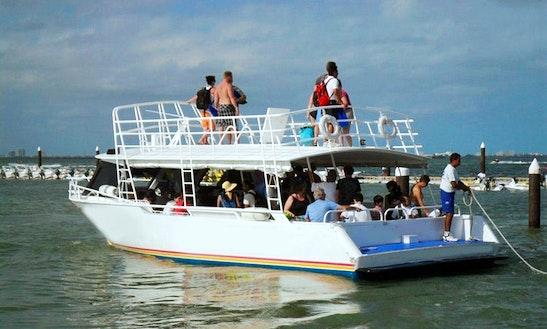 Snorkel Boat Trips In Cancún