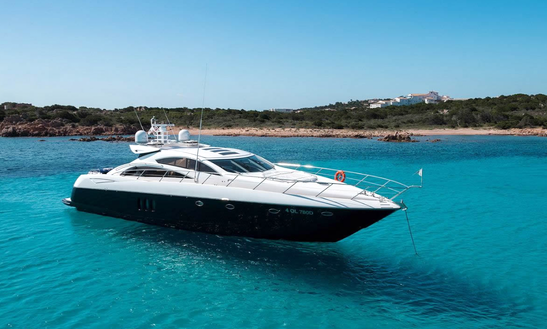 Charter 72ft My Aspire Power Mega Yacht In Poltu Quatu, Italy