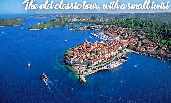 Skippered Riviera Tour In Korčula, Croatia
