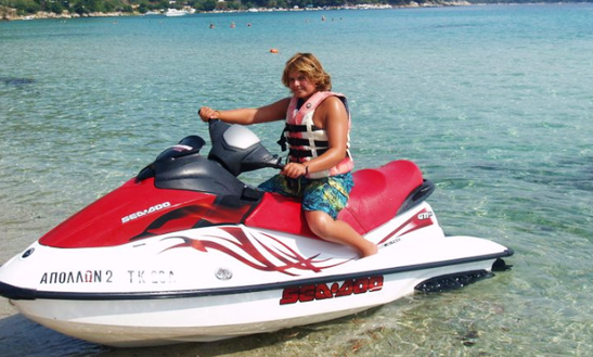 Rent A Jet Ski In Thasos, Greece