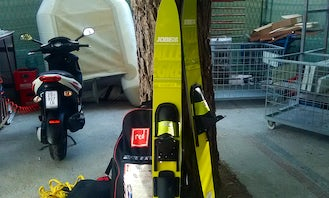 Water Ski Rent in Split - JOBE with rope-free delivery!
