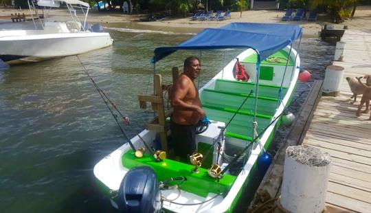 Fishing Charter Up To 4 People In Islas De La Bahía, Honduras