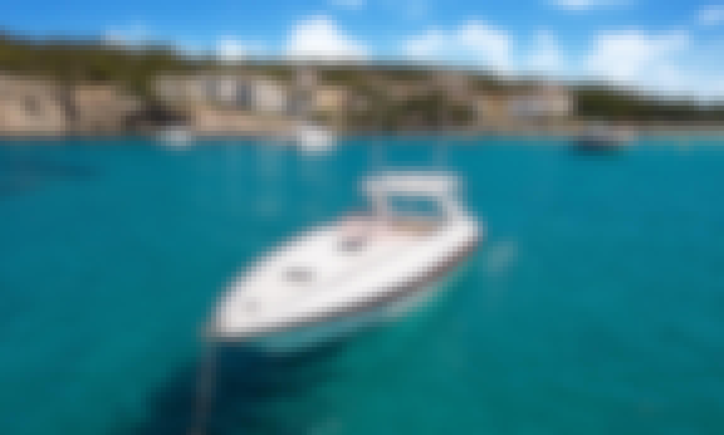 Indomable - Sunseeker Tomahawk 37 In Santa Eulària des Riu, Spain
