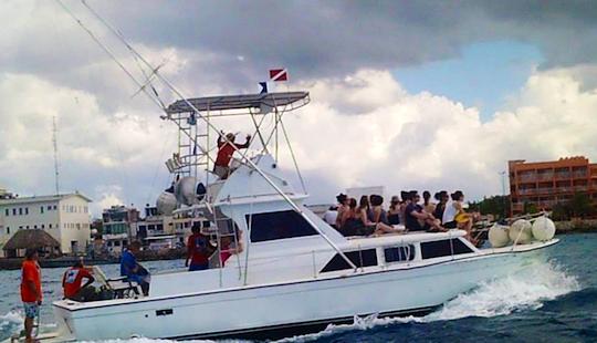 42' Fishing Charter