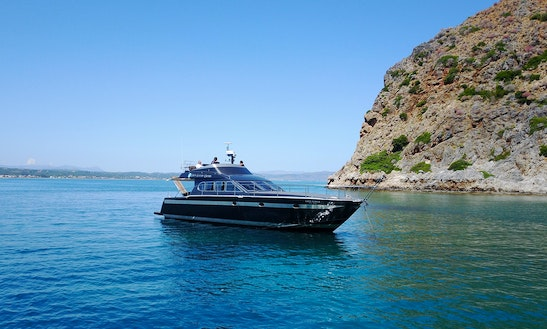 Charter Lady Roula I Motor Yacht In Chania, Greece
