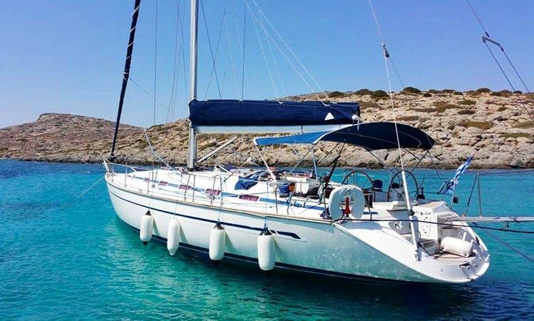 Charter a Cruising Monohull in Hersonissos, Greece with Captain Kosmas