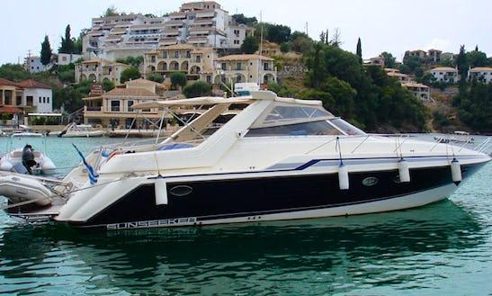Charter 46' My Argonaftis Motor Yacht In Kontokali, Greece