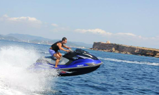 Yamaha Fzr Jet Ski Rental In Santa Eulària Des Riu, Spain