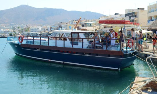 Charter A Motor Yacht In Chersonisos, Greece