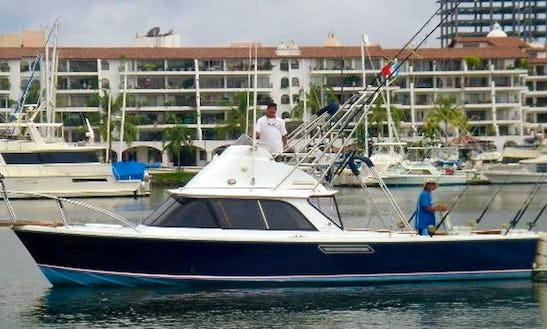 31 Magnifico Fishing Rental In Puerto Vallarta