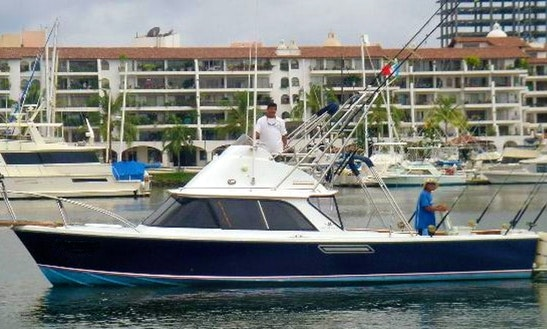 31 Magnifico Fishing Rental In Puerto Vallarta