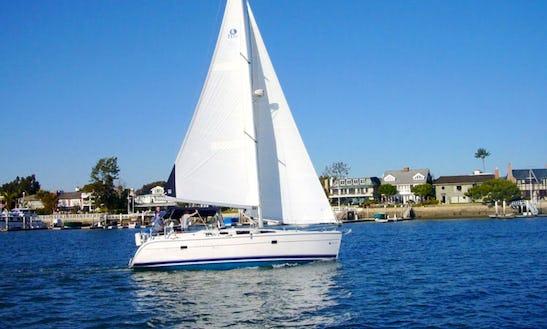 Hunter 36 Charter In Newport Beach