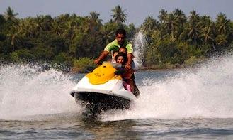 Rent a Two-Seater Jet Ski in Devbag, Maharashtra