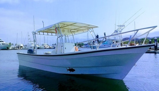 29 Ft Center Console Charter In Nayarit, Mexico