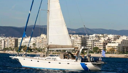 Charter 55' Summer Love Cruising Monohull In Glifada, Greece