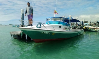 Have a Day Fishing in Puerto Ayora, Ecuador - a once in a lifetime experience!