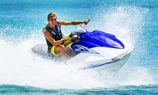 Rent A Jet Ski In Bridgetown, Barbados