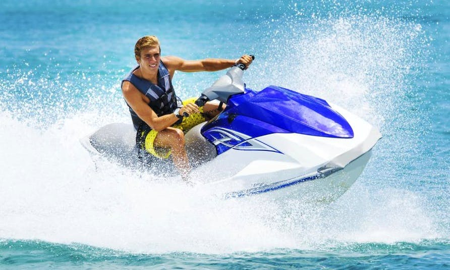 Rent a Jet Ski in Bridgetown, Barbados