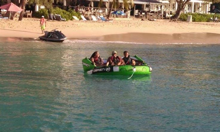 Enjoy Bumper Rides in Bridgetown, Barbados