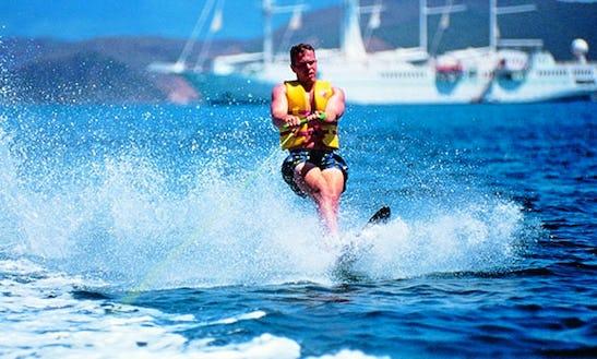 Enjoy Water Skiing In Bridgetown, Barbados