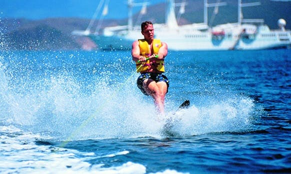 Enjoy Water Skiing in Bridgetown, Barbados
