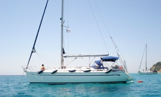 Charter 38' Bavaria Cruising Monohull In Thessaloniki, Greece