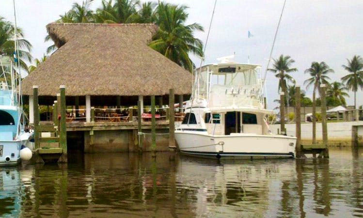 Luxury Fishing Charter for 6 Person with a Fantastic Crew in Puerto Quetzal, Guatemala