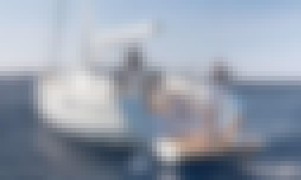 Charter 45' Bavaria Cruising Monohull in Skiathos Island