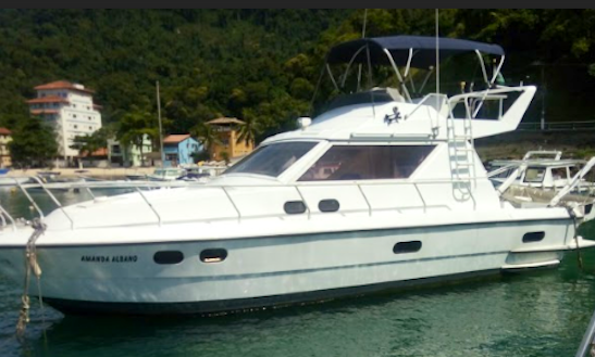 Charter A Motor Yacht In Angra Dos Reis, Brazil