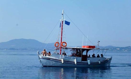 Charter A Gulet In Kerkira, Greece
