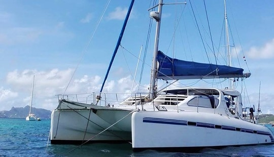 Charter A Cruising Catamaran In Grand-case, Saint Martin
