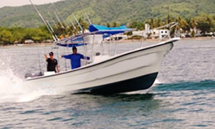 "Sportfishing Trips on the ""Seahawk"" in Manzanillo"